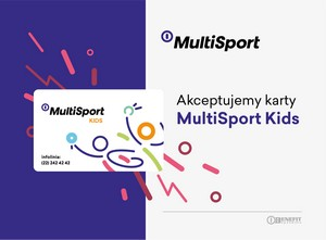 Karta Multisport Kids